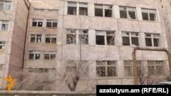 Երևանի պոլիկլինիկաներից մեկը, արխիվ