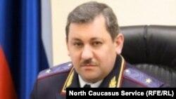 Дмитрий Кава, новый глава МВД Ингушетии
