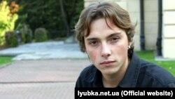 Писатель Андрей Любка, архивное фото