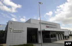 Штаб-квартира медиакорпорации РСЕ/РС в Праге