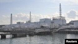 Фукусима АЭС-і. Жапония. Көрнекі сурет.