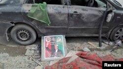 На місці вибуху в Кветті