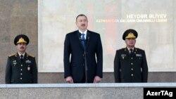İlham Əliyev - 25 iyun 2015