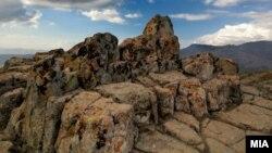 Кокино, археолошко наоѓалиште и мегалитска опсерваторија.