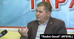 Раҳматулло Зоиров, раҳбари Ҳизби сотсиал-демократии Тоҷикистон.