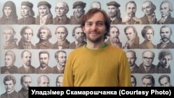 Берасьцейскі мастак Уладзімер Скамарошчанка і яго працы