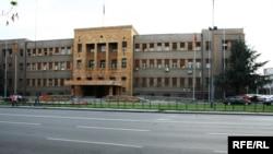 Зградата на Собранието на РМ