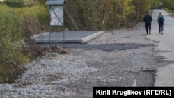 Поселок Ирдоматка под Череповцом, Вологодская область