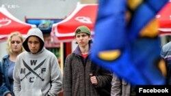 Митинг в поддержку задержанных 12 июня. Фото VL.ru