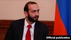 Председатель Национального собрания Армении Арарат Мирзоян (архив)