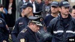 Албанска полиција