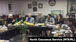 Заседание Клуба осетинского языка