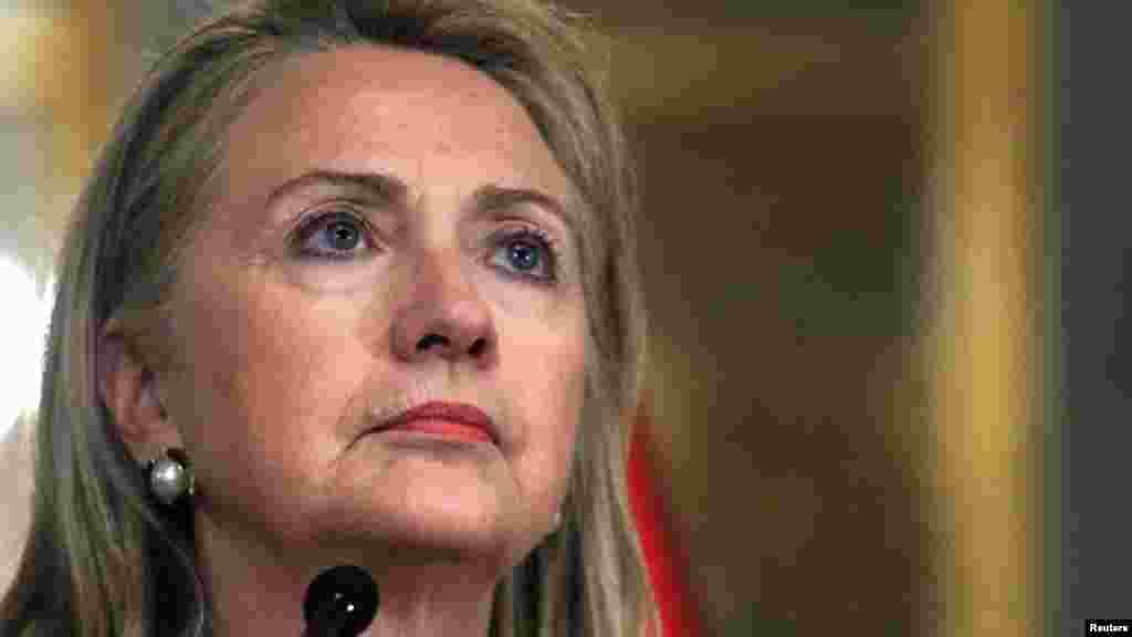 Хиллари Родэм Клинтон родилась 26 октября 1947 года в Чикаго