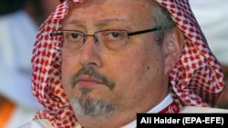 The killing last year of Saudi journalist Jamal Khashoggi continues to fuel outrage in the U.S. Congress.