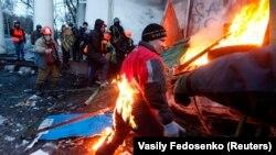 Киев, 21 января