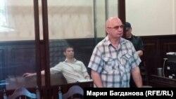 Станислав Калиниченко в суде