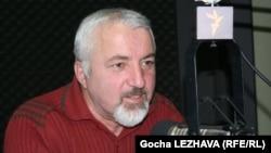 Первый вице-президент Национального олимпийского комитета Грузии Элгуджа Беришвили