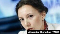 Анна Кузнецова, уполномоченный по правам ребенка в России