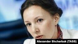 Анна Кузнецова, уполномоченная при президенте России по правам ребенка