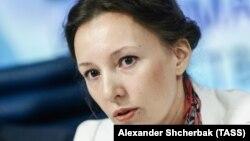Анна Кузнецова, уполномоченный при президенте РФ по правам ребенка