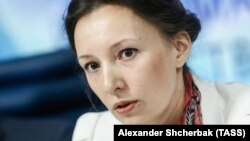 Анна Кузнецова, назначенная уполномоченным при президенте РФ по правам ребенка