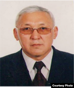 Доцент Шаршен Жусупкелдиев.