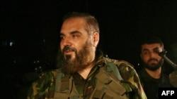 Hamas leader Nizar Rayyan in 2007