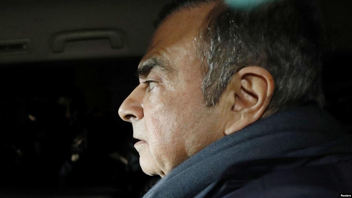 Экс-руководителя Nissan и Renault Карлоса Гона снова взяли под стражу