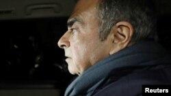 Былы кіраўнік холдынгу Renault-Nissan-Mitsubishi Карлас Гон