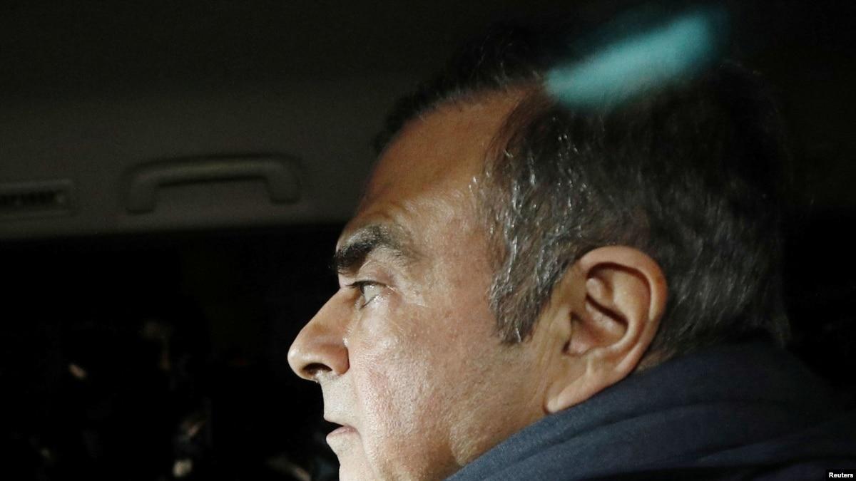 Власти Ливана получила ордер на арест екскерівника альянса Renault-Nissan-Mitsubishi
