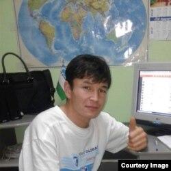 Магистратурани битираётган Бахтиёр Ўзбекистонга қайтиш истагида