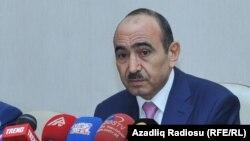 Помощник президента Азербайджана, завотделом по общественно-политическим вопросам Администрации президента Али Гасанов