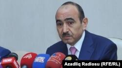 Помощник Президента Азербайджанской Республики по общественно-политическим вопросам Али Гасанов