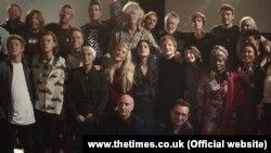 گروه خوانندگان یاری - Band Aid
