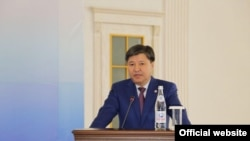 Генеральный прокурор Казахстана Жакип Асанов.