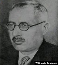 Azərbaycan-sovet yazıçısı, repressiya qurbanı Seyid Hüseyn.