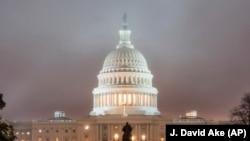 نمایی از کنگره آمریکا