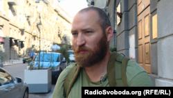 Мирослав Гай, офіцер запасу