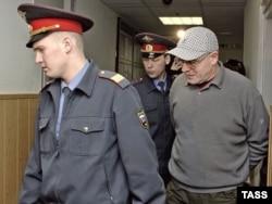 Владимир Хуцишвили, предполагаемый заказчик убийства Ивана Кивелиди