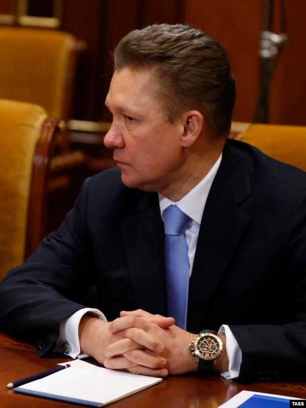 Алексей Миллер