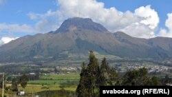 Велічныя краявіды Эквадору