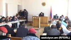 Заседание суда по делу о Норкской вооруженной группе (архив)