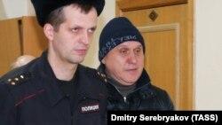 Vladimir Ievdokimov la o audiere la tribunal în decembrie trecut
