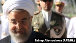 Президент Ирана Хасан Рохани.