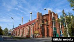 Будівля Запорізького електровозоремонтного заводу (фото з сайту підприємства)