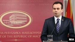 Васко Наумовски е нов преговарач во спорот за името со Грција.