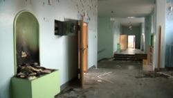 Historic Russian School 'Broken To Pieces'