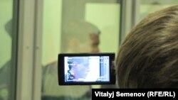 Антон Ипатов в суде