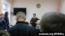 Судзьдзя Тамара Застаўнецкая. 15 лістапада 2017 году