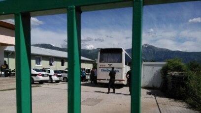 Rasformirano izbjegličko naselje u Sarajevu